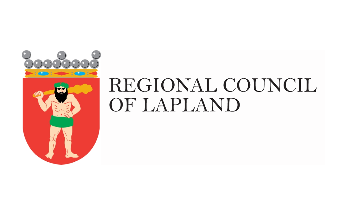 Regional council of Lapland logo