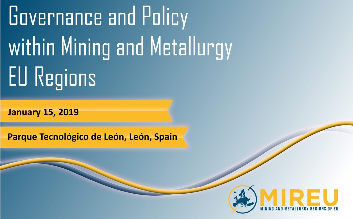 Governance and Policy within Mining and Metallurgy EU Regions