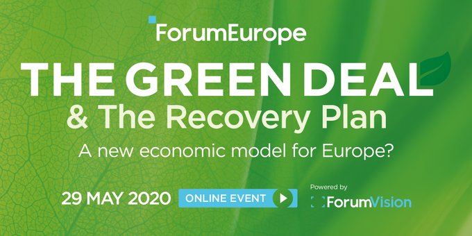 The Green Deal & Recovery Plan: a new economic model for Europe?