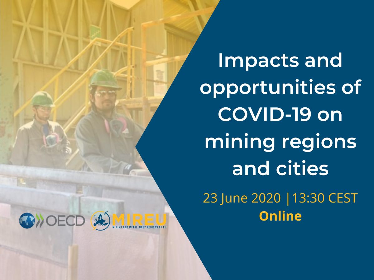 Impacts of covid on mining regions